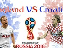 Croatia - Anh: Quyết đấu để ở lại Luzhniki