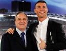 Mối quan hệ giữa C.Ronaldo và Florentino Perez đổ vỡ thế nào?
