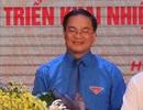 Thạc sỹ Luật sinh năm 1981 trở thành tân Bí thư Thành đoàn Hà Nội