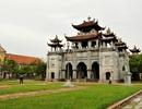 """Chiêm ngắm những cổng tam quan có """"1 không 2"""" ở Ninh Bình"""