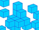 Toán tương tác: Bạn có chắc đếm đủ khối lập phương?