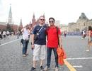 """Ký sự World Cup: CĐV Pháp và Croatia """"đổ bộ"""" đến Moscow theo những đường nào?"""
