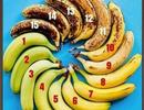 Những tác dụng riêng đối với sức khỏe của chuối với mức độ chín khác nhau
