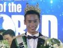Cao Xuân Tài đăng quang Nam vương Man of the World 2018