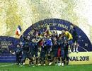 Đánh bại Croatia, Pháp vô địch World Cup sau 20 năm