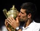 Djokovic vô địch Wimbledon sau chiến thắng áp đảo trước Anderson