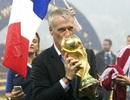 Mbappe và HLV Deschamps đi vào lịch sử khi vô địch World Cup 2018