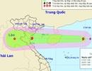 Bão số 3 sẽ đổ bộ vào 7 tỉnh ven biển ở Bắc Bộ, Bắc Trung Bộ