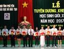 Phú Yên: Tuyên dương hơn 240 học sinh giỏi, xuất sắc năm học 2017-2018