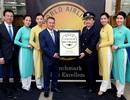 Hàng không quốc gia Việt Nam năm thứ 3 liên tiếp nhận chứng chỉ 4 sao