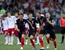 Croatia 1-1 Đan Mạch (penalty 3-2): Quá căng thẳng, kịch tính
