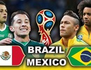 """""""Brazil vất vả trước Mexico, nhưng sẽ thắng 1-0"""""""