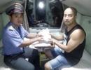 Nhân viên đường sắt trao trả nhiều tài sản khách bỏ quên