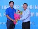 Anh Lê Quốc Phong được bầu là Chủ tịch Trung ương Hội LHTN Việt Nam