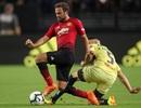 """MU 1-1 Club America: Mata cứu """"Quỷ đỏ"""" thoát thua"""
