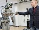 Nga dự kiến đưa 2 robot hình người vào không gian trong năm tới
