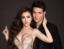Hoa hậu Thư Dung tung ảnh gợi cảm, nóng bỏng bên mẫu nam