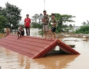 Thủ tướng Lào nói 131 người mất tích trong vụ vỡ đập thủy điện