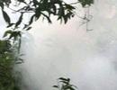 Vụ máy bay rơi: Việc tìm kiếm thi thể hai phi công gặp nhiều khó khăn
