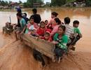 Người Lào đối mặt khó khăn chồng chất sau thảm họa vỡ đập