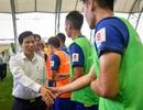"""Bộ trưởng Nguyễn Ngọc Thiện: """"Olympic Việt Nam hãy gác lại hào quang quá khứ"""""""
