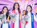 Nữ sinh cao 1m75 đăng quang gương mặt Nữ sinh Áo dài 2018