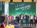 Sôi động Lễ hội Bia Sài Gòn tại Hà Nội