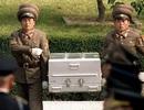 Máy bay vận tải Mỹ tới Triều Tiên nhận hài cốt binh sĩ