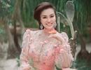 Trần Huyền Nhung hoá công chúa ngọt ngào trong gam màu hồng