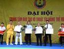 Đại hội võ thuật lần thứ nhất thành công rực rỡ