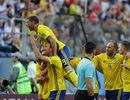Thụy Điển 1-0 Thụy Sĩ: Những chiến binh dũng cảm