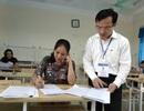 Bộ GD&ĐT lập tổ chấm thẩm định rà soát điểm thi THPT quốc gia tại Hòa Bình
