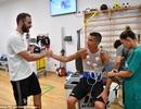 C.Ronaldo tái ngộ Higuain trong ngày trở lại Juventus