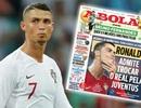 C.Ronaldo gia nhập Juventus với giá 100 triệu euro?