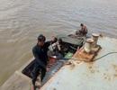 Vụ chìm sà lan trên sông Sài Gòn: Tìm thấy thi thể 2 nạn nhân