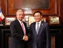Chile là đối tác quan trọng hàng đầu của Việt Nam tại khu vực Mỹ Latinh