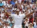 Wimbledon: Federer đi tiếp nhờ phong độ hoàn hảo