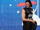 Trở lại tập luyện, Cavani sẵn sàng ra sân ở trận gặp Pháp