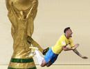 """Neymar trở thành chủ đề """"chế ảnh"""" bất tận của cư dân mạng sau thất bại của Brazil"""