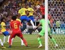 """Brazil 1-2 Bỉ: Chiến thắng xứng đáng của """"Quỷ đỏ"""""""