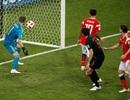 Những khoảnh khắc Nga thất bại tiếc nuối trước Croatia
