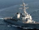 Mỹ đưa hai tàu chiến tới eo biển Đài Loan giữa lúc căng thẳng với Trung Quốc