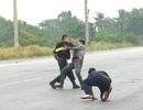 Xem cảnh sát khống chế cướp ngân hàng trong tình huống giả định