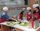 Độc đáo lớp học nấu ăn tiêu chuẩn 5 sao miễn phí dành cho các mẹ ở Hà Nội