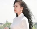Bí mật mỗi lần xuất ngoại của Á hậu Trương Thị May