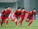 Tuyển thủ U23 Việt Nam vỡ òa hạnh phúc sau tấm vé lịch sử vào bán kết