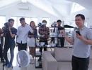 Xiaomi đưa robot hút bụi thông minh về Việt Nam