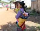 Những người mẹ trẻ sinh con từ thuở 12
