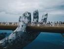 Hàng loạt báo quốc tế thán phục trước vẻ đẹp Cầu Vàng của Việt Nam