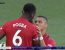 Thực hư chuyện Sanchez tranh đá phạt đền với Pogba
